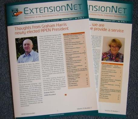 ExtensionNet Vol 25 No.s 1 & 2